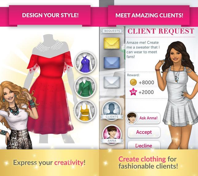 Best fashion game online 89