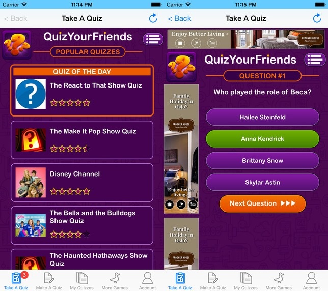 Top 5 quiz apps to test your knowledge | Appolicious mobile apps