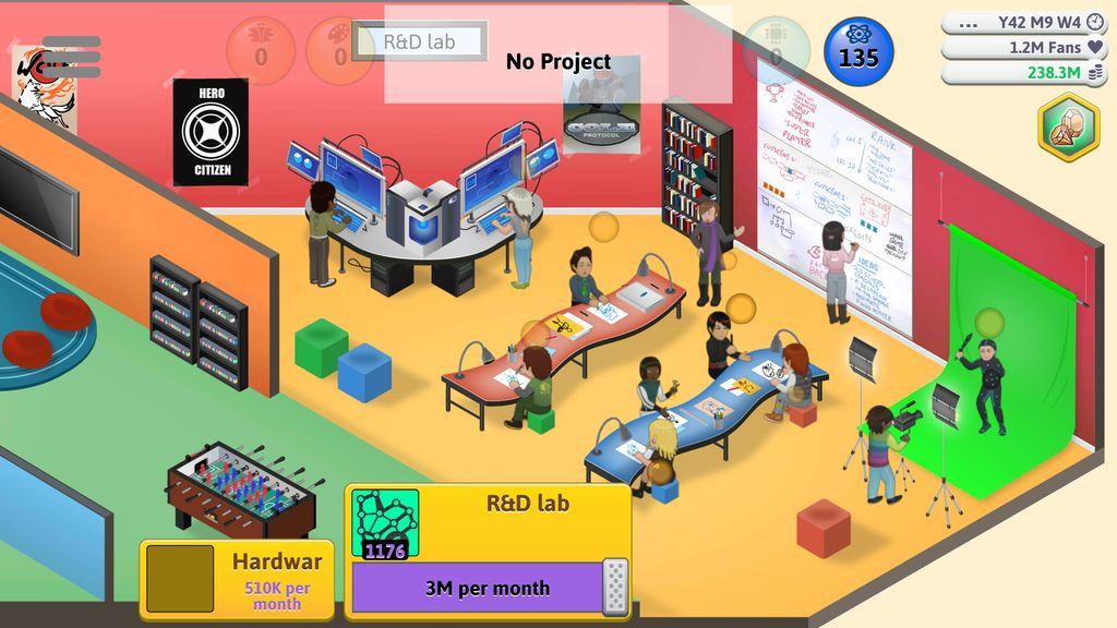 Game Dev Tycoon – Game Development as a Game? | Appolicious mobile ...