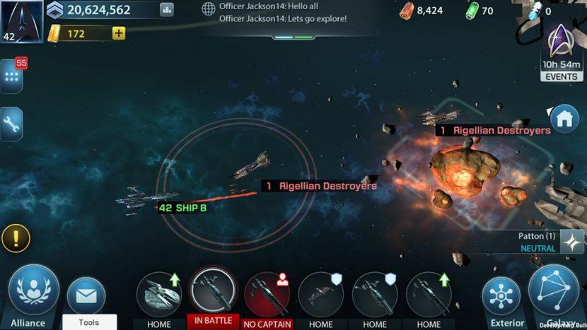 Star Trek: Fleet Command hack, cheats und mod apk für pc