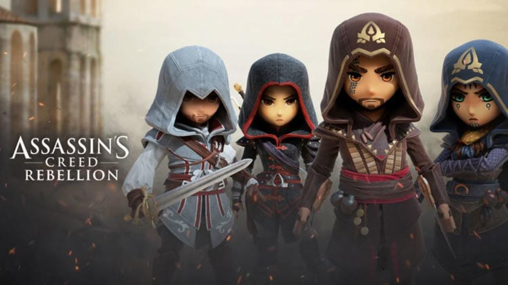 Assassin's Creed: Rebellion – Stealth, Strategy, and Board Game Combined