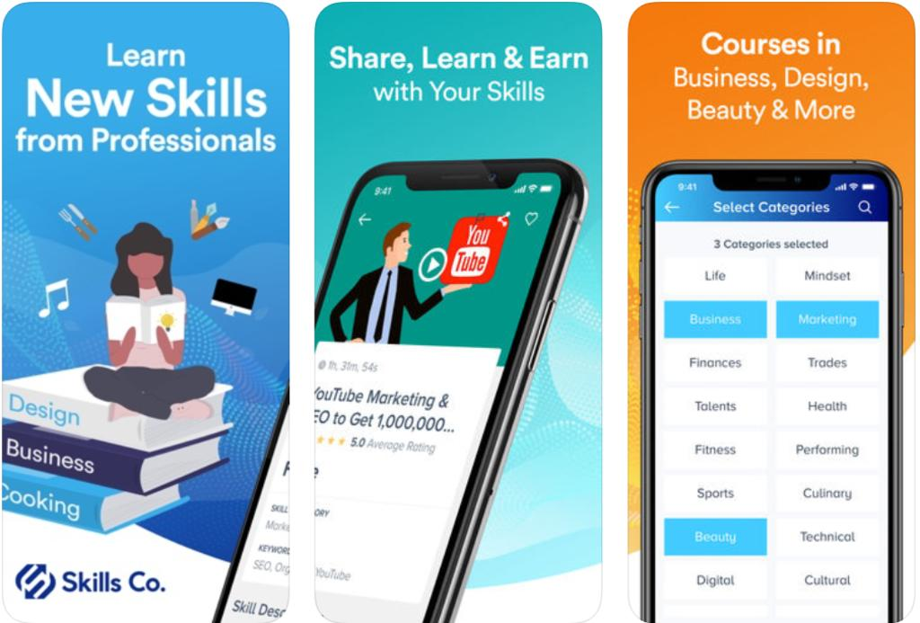Skills Co. – Learning & Sharing All Kinds of Skills