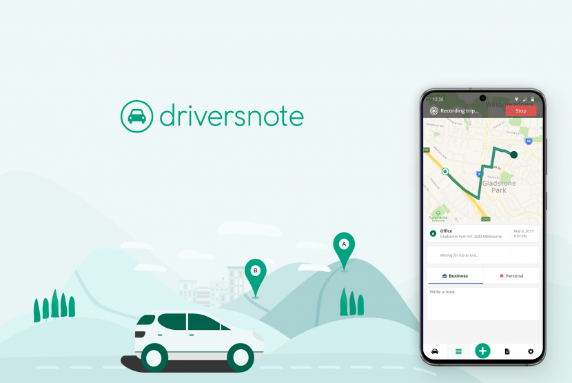 Driversnote App: The Simple Digital Logbook