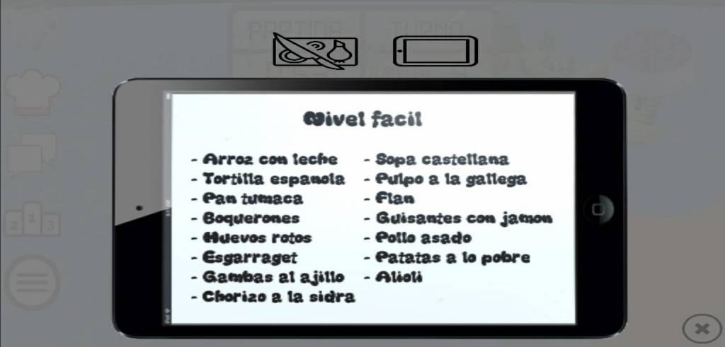 Spanish Quest App ipad