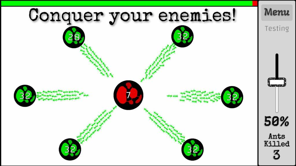 Conquer Your Enemies!