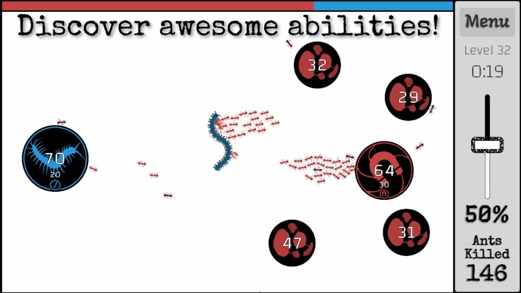 Discover Awesome Abilities!